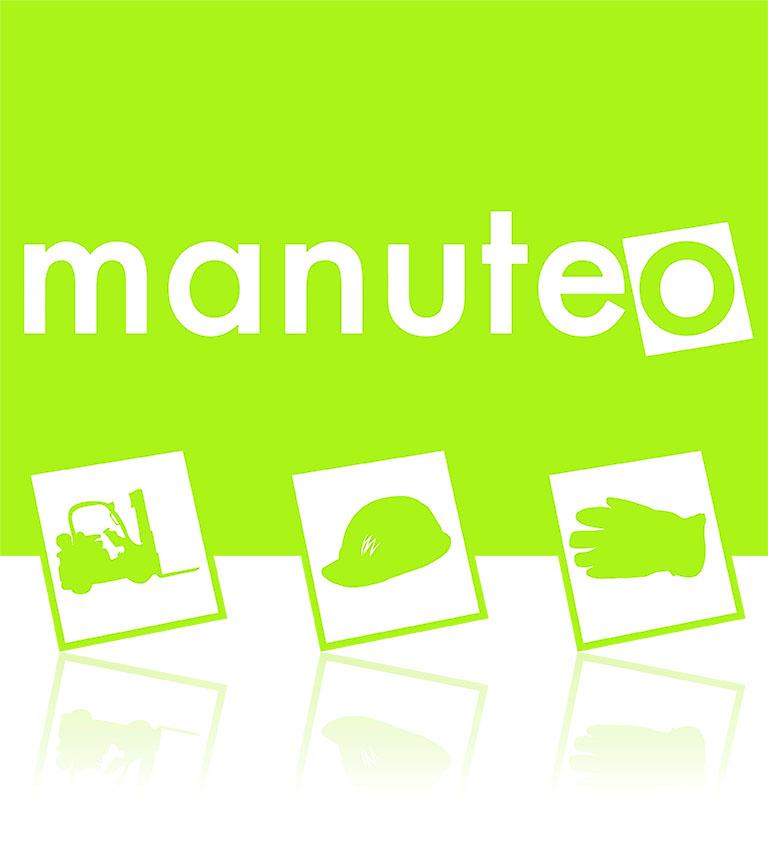 Logo Manuteo : Formations en manutention et sécurité