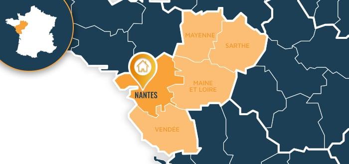 Centre de formation : Nantes / Loire Atlantique