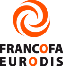 Logo Francofa Eurodis
