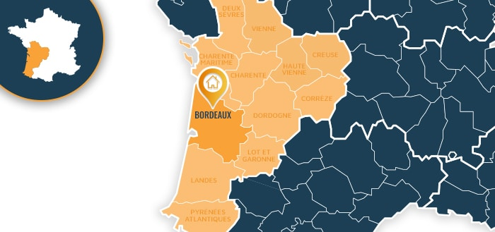 Centre de formation : Bordeaux / Gironde