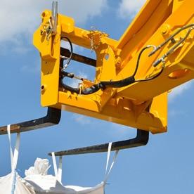 Formation : CACES chariot élévateur de chantier.