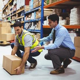 Formation : les fondamentaux du référent sécurité en entrepôt.