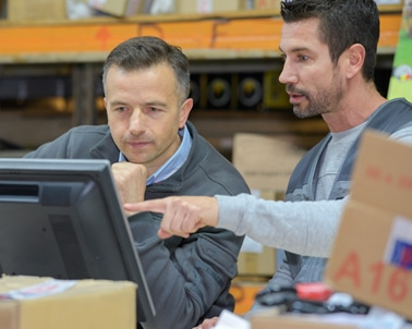 Pôle conseil : prestation cahier des charges et gestion des appels d'offres (travail sur ordinateur)